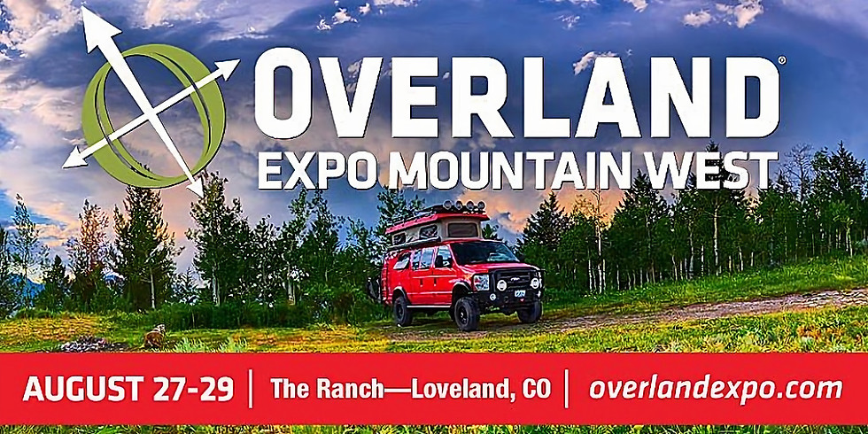 Overland Expo Mountain West: Adventure Chef Collection