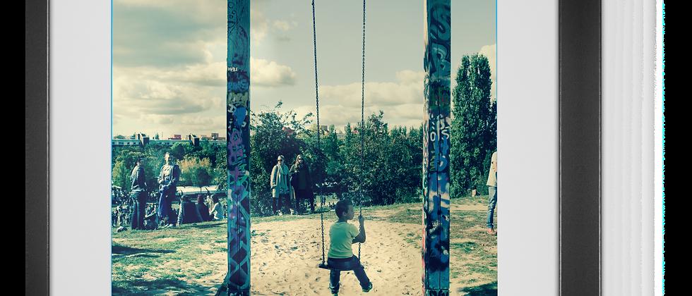 Mauerpark Child, Berlin