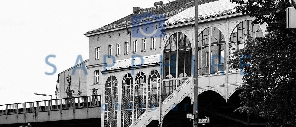 U Görlitzer Bahnhof Berlin.