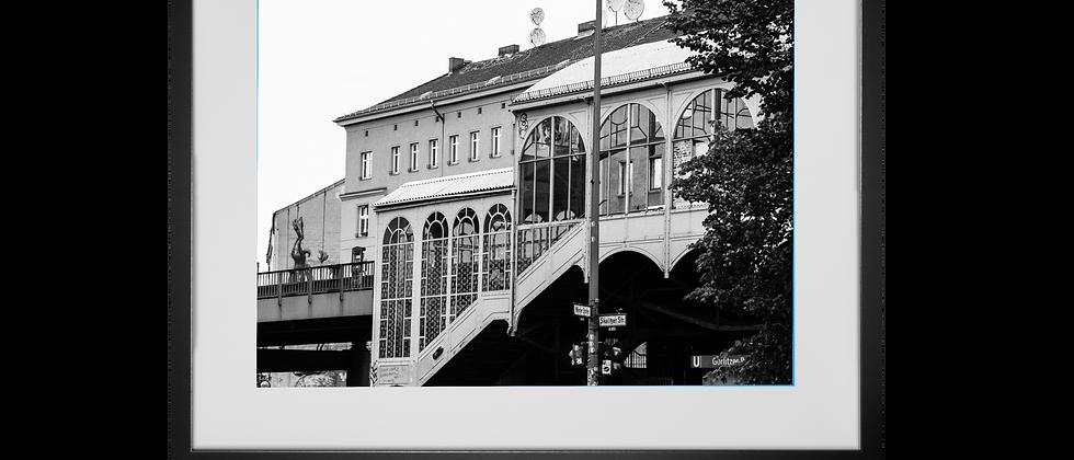 U Görlitzer Bahnhof, Berlin