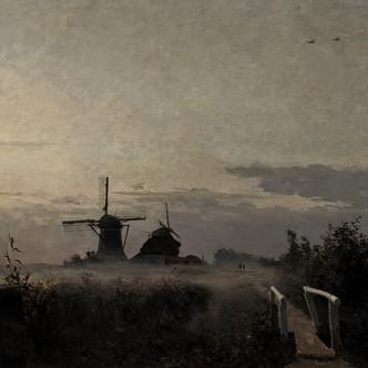 Tholen, le peintre de l'immobile mouvement