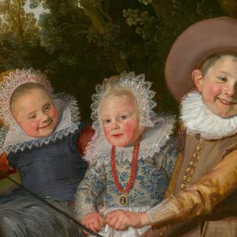 Frans Hals et le siècle d'or hollandais à la Fondation Custodia