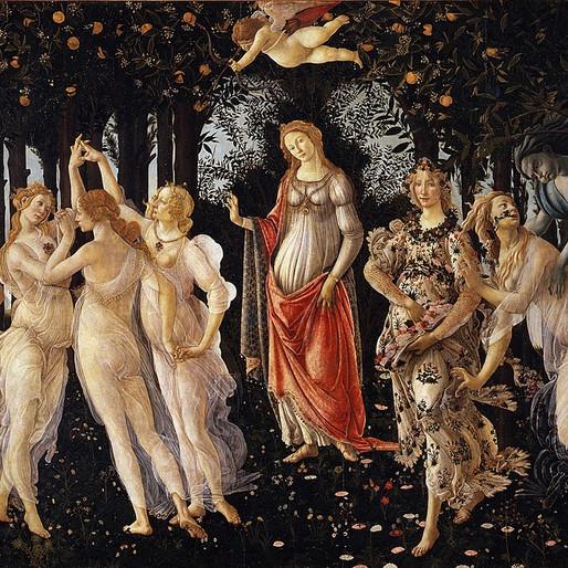 Le Printemps, Botticelli