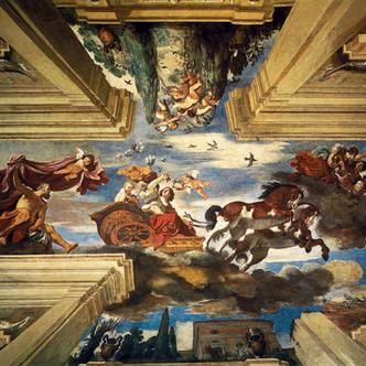 Un Caravage sur le marché : le casino dell'aurora de la villa Ludovisi à Rome mis aux enchères