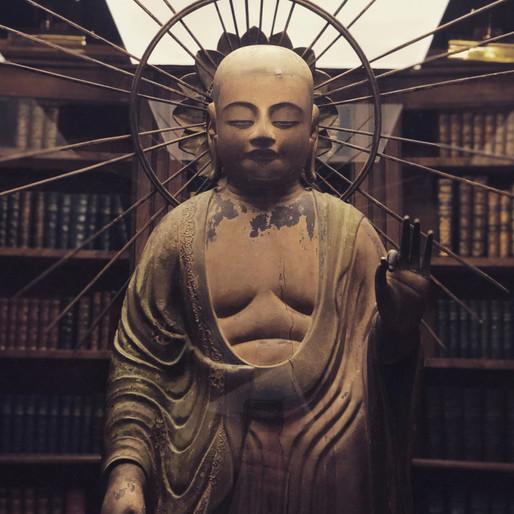 Trésors de Nara au musée Guimet