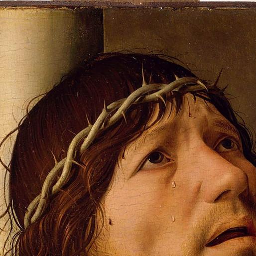 Le Christ à la colonne, Antonello de Messine