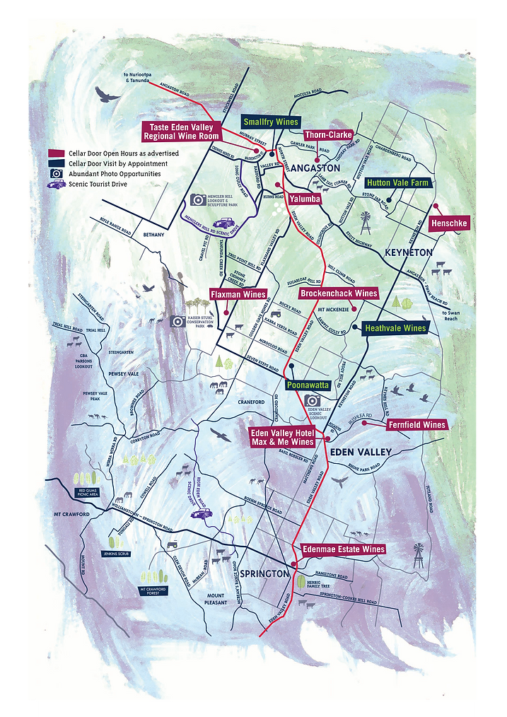 Eden Valley Wineries Map.png