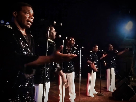 The Temptations Review  Gala On the Bluf