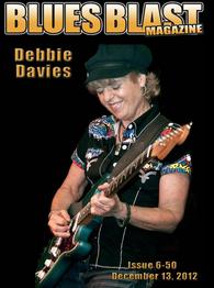 DEBBIE DAVIES ON BLUES BLAST MAGAZINE