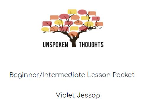 Violet Jessop Lesson