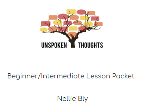 Nellie Bly Lesson