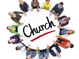 教会に栄光がありますように