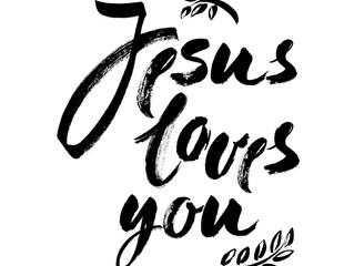 神の愛が確かに全うされている