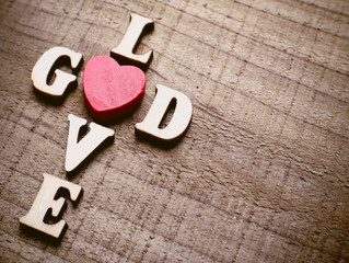 神は愛だからです