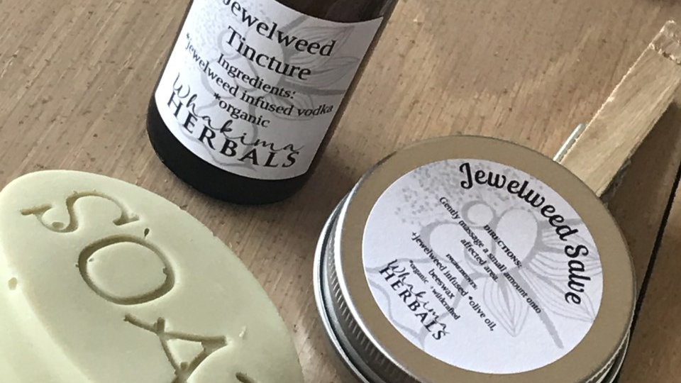 Jewelweed Tincture