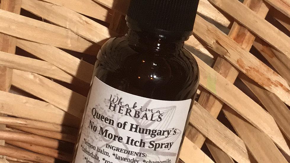 No More Itch Spray