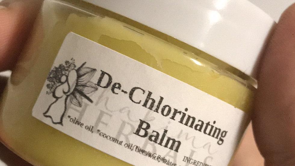 De-Chlorinating Balm