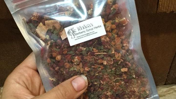 DIY Elderberry Syrup Herb Kit