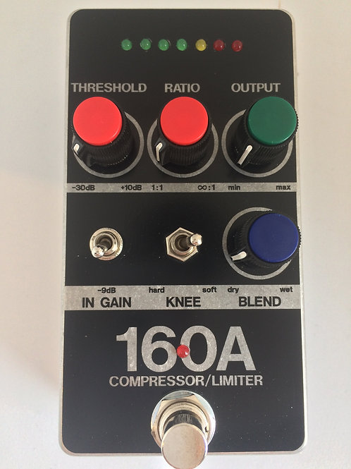 RealTone 160A Compressor/Limiter