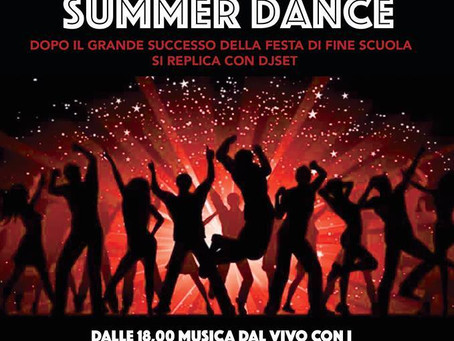 24/06 - Borgo Summer Dance