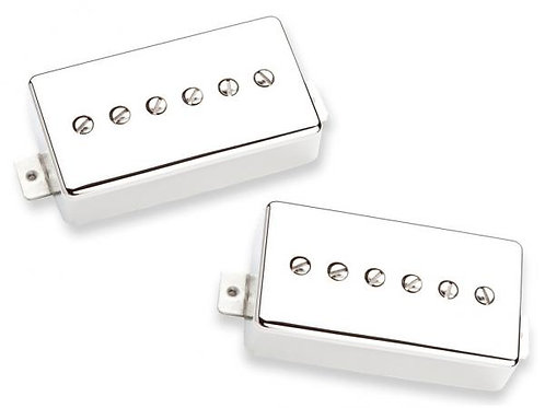 SEYMOUR DUNCAN Phat Cat P90 Nickel Set