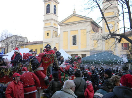 13 Dicembre Christmas Road a Sasso Marconi e 20 Dicembre Borgo Natale a Borgonuovo