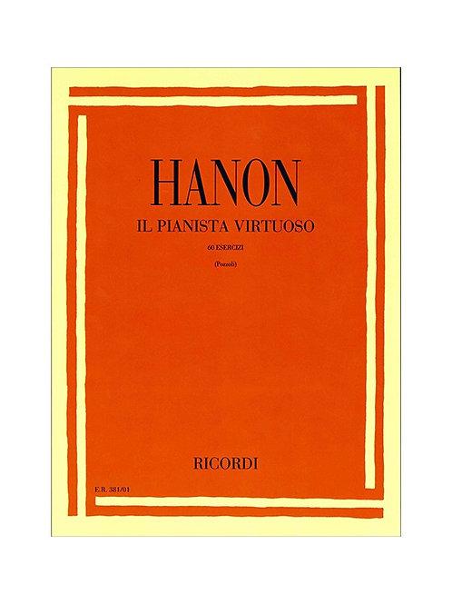 HANON IL PIANISTA VIRTUOSO 60 ESERCIZI (POZZOLI)