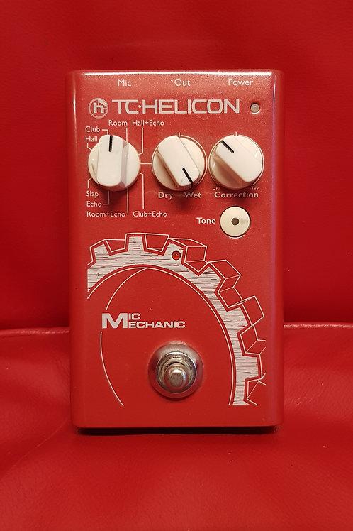 TC HELICON - Mic Mechanic
