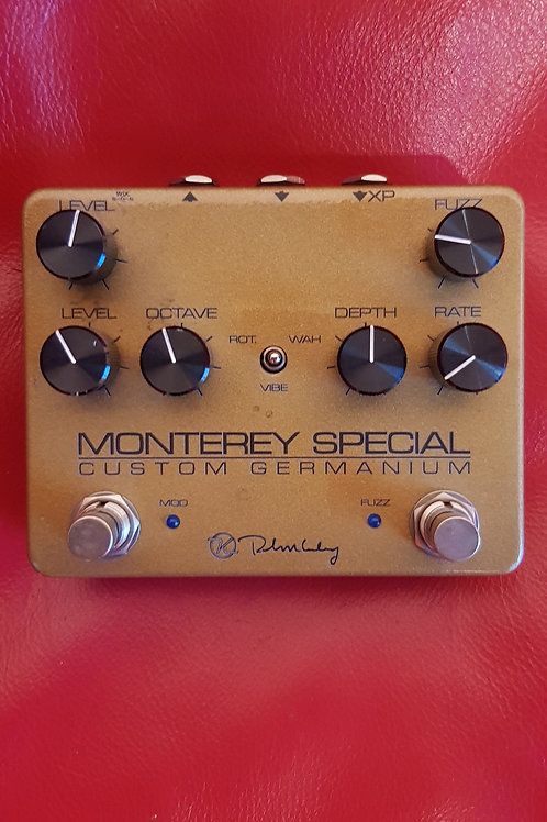 Keeley Montery Special Custom Germanium - Limited Edition
