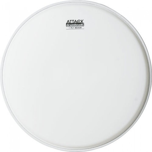 Attack Drumheads DHA18CR-BD 1PLY Medium Sabbiato