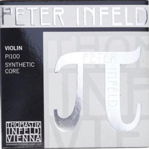 Thomastik Peter Infeld Violino 4/4 Platin