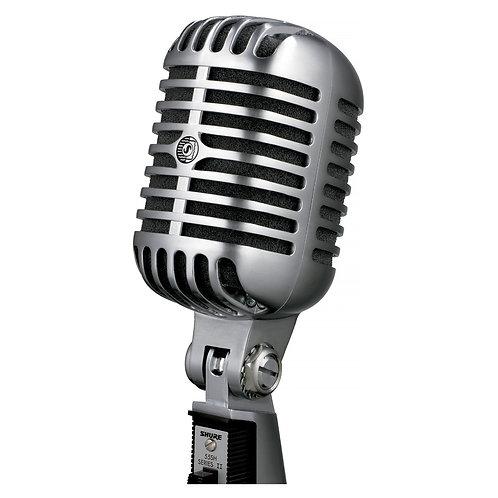 SHURE microphone 55SH series II