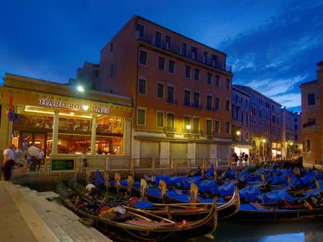 6/04 Music Factory all' Hard Rock Cafè Venezia