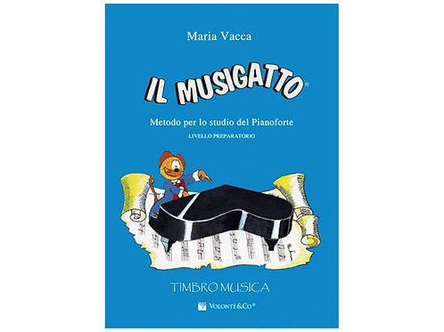 Maria Vacca - Il Musigatto (livello preparatorio)