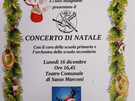 16/12 Scuole Medie a Teatro di Sasso Marconi