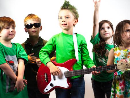 18/01 KIDS BAND Music Factory at Esserdanza