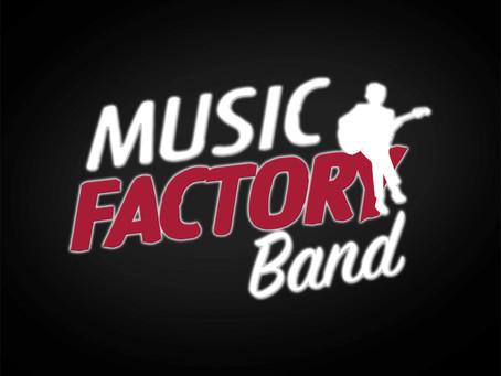 1/4/2016 - MUSIC FACTORY BAND LIVE PRESSO ROBBI CAFE