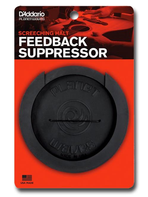 Tappo D'addario feedback suppressor