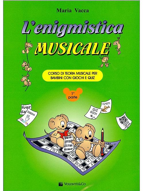 Maria Vacca - L'Enigmistica Musicale Vol.1
