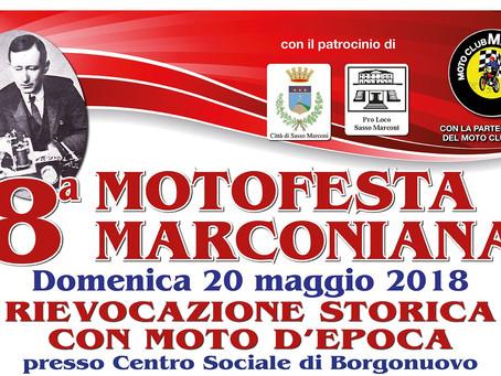 20/05 Motofesta Marconiana Centro Sociale Borgonuovo