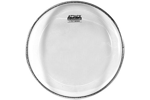 "Attack Drumheads 13"" DH13 2-PLY Heavy Coated"
