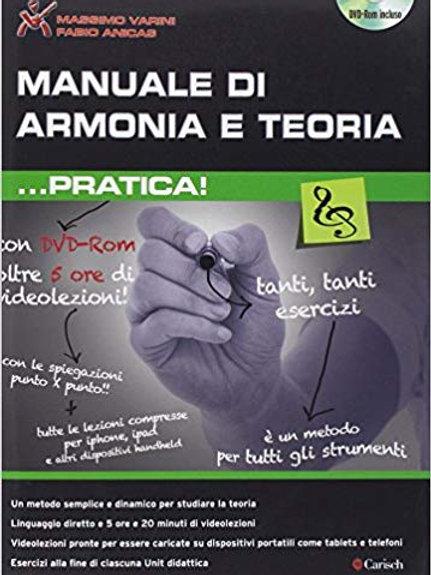 MASSIMO VARINI - MANUALE DI ARMONIA E TEORIA