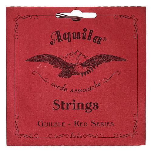 Aquila Corde Guitalele Rosso