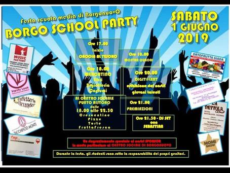 1/06 BORGO SCHOOL PARTY