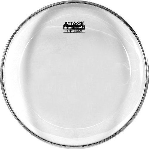 """Attack Drumheads 10"""" DH10 2-Ply Medium"""