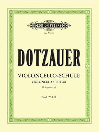 Violoncello Schule vol.2 DOTZAUER