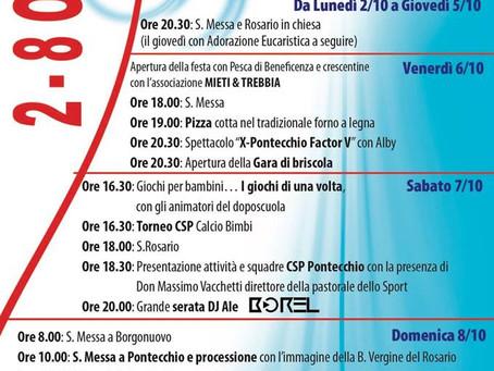 6/10 X Pontecchio Factor V con Music Factory