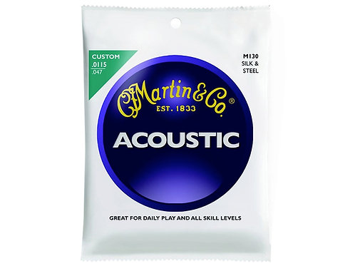 MARTIN M130 - Silk & Steel 011 - 047
