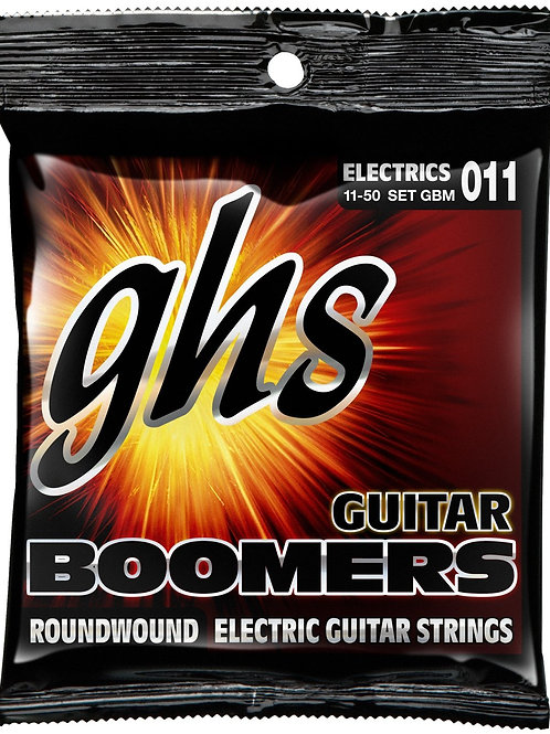 GHS GBM Boomers - Medium 011/050