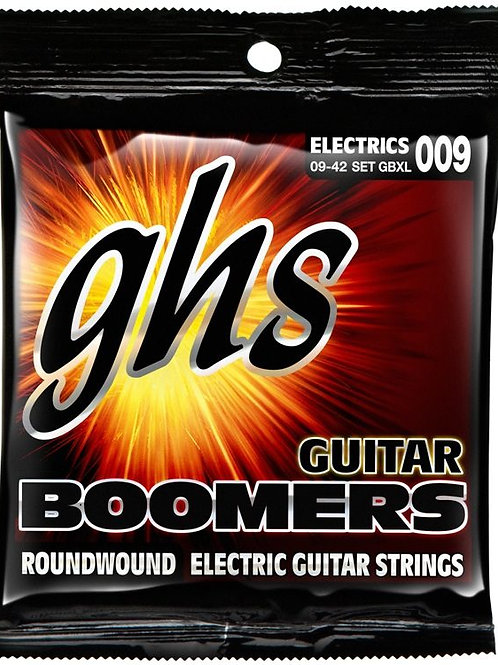 GHS GBXL Boomers - Extra Light 009/042
